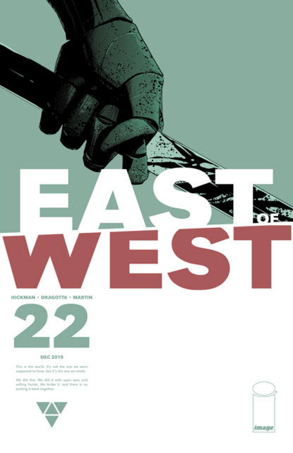 East of West (2013) no. 22 - Used