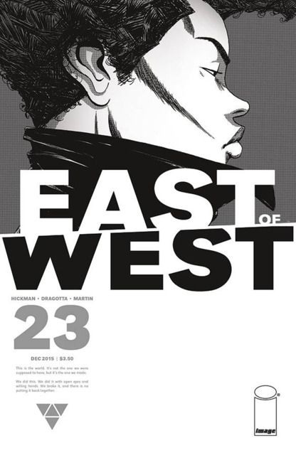 East of West (2013) no. 23 - Used