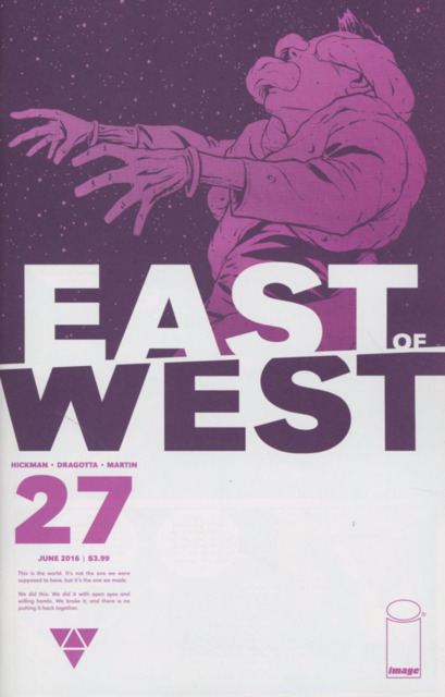 East of West (2013) no. 27 - Used
