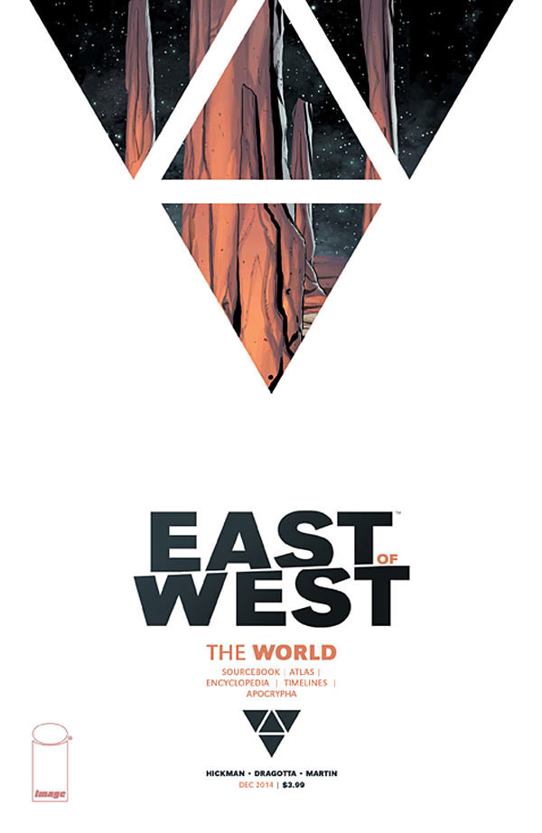 East of West (2013) The World - Used