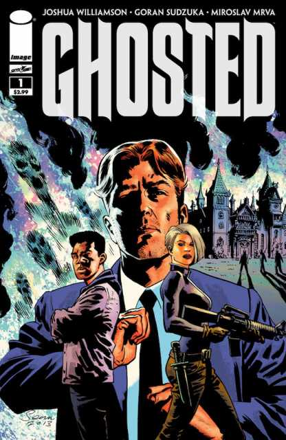 Ghosted (2013) no. 1 - Used