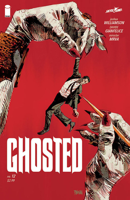 Ghosted (2013) no. 12 - Used