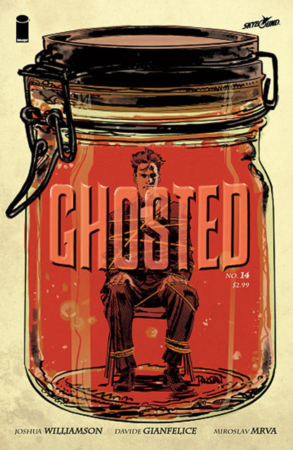 Ghosted (2013) no. 14 - Used
