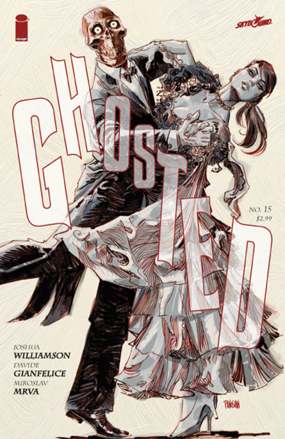 Ghosted (2013) no. 15 - Used