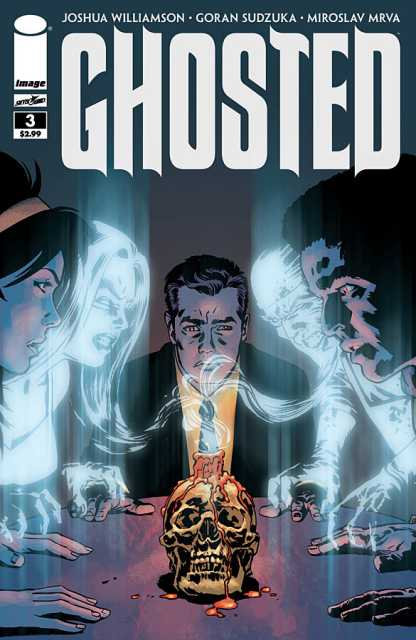 Ghosted (2013) no. 3 - Used