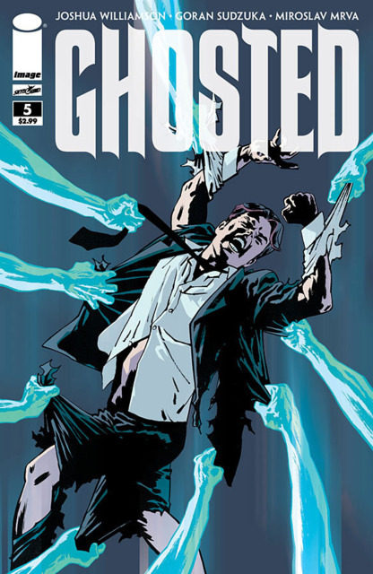 Ghosted (2013) no. 5 - Used