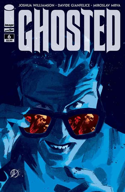 Ghosted (2013) no. 6 - Used