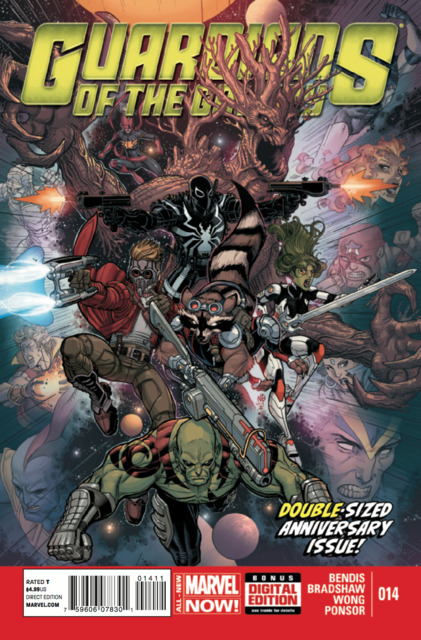 Guardians of the Galaxy (2013) no. 14 - Used