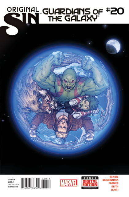 Guardians of the Galaxy (2013) no. 20 - Used