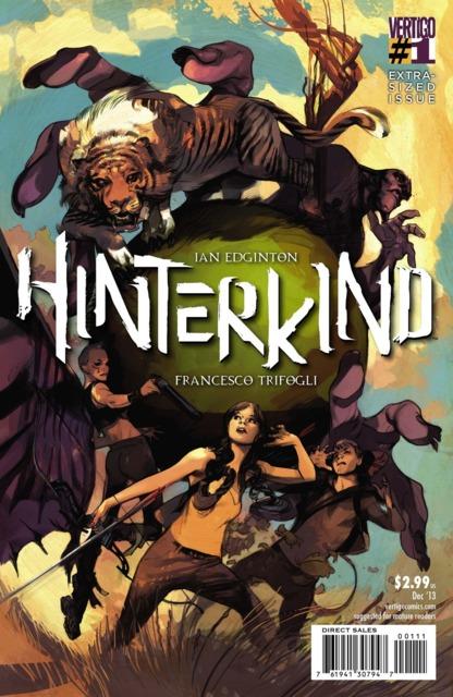 Hinterkind (2013) no. 1 - Used