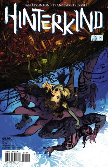 Hinterkind (2013) no. 2 - Used