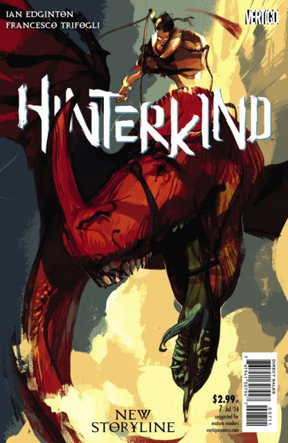 Hinterkind (2013) no. 7 - Used