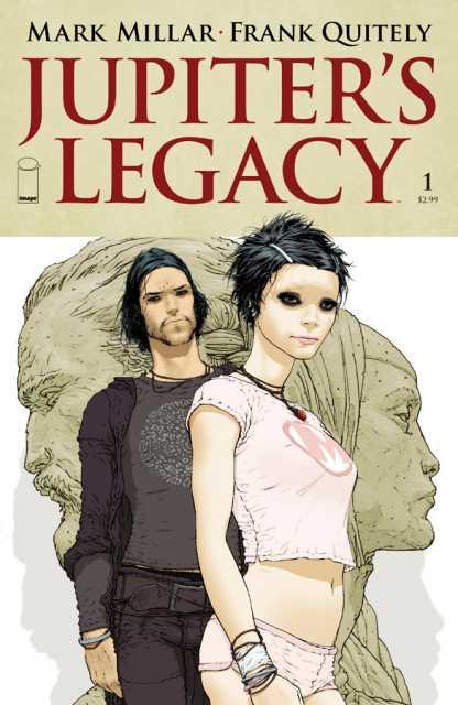 Jupiter's Legacy (2013) Complete Bundle - Used