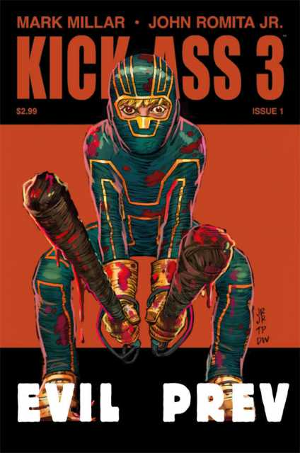 Kick Ass 3 (2013) Complete Bundle - Used