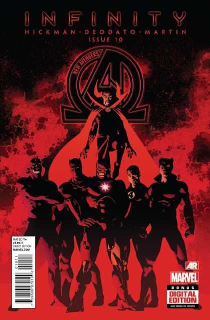 New Avengers (2013) no. 10 - Used
