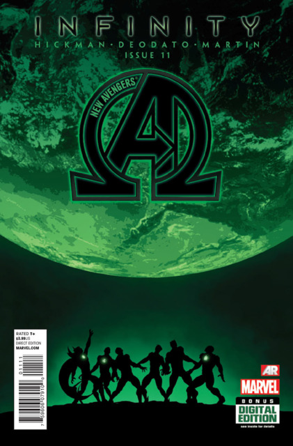 New Avengers (2013) no. 11 - Used