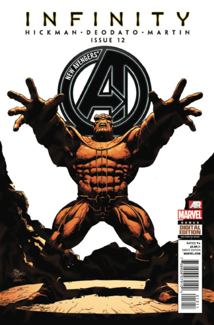 New Avengers (2013) no. 12 - Used
