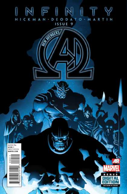 New Avengers (2013) no. 9 - Used