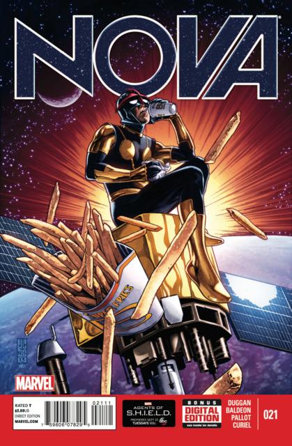 Nova (2013) no. 21 - Used