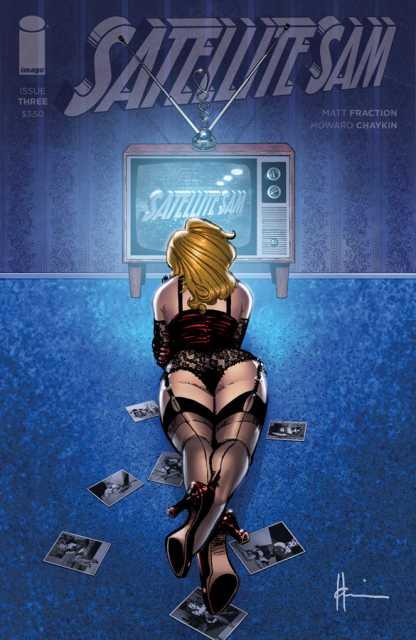 Satellite Sam (2013) no. 3 - Used