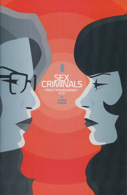 Sex Criminals (2013) no. 14 - Used