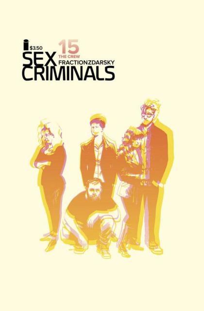Sex Criminals (2013) no. 15 - Used
