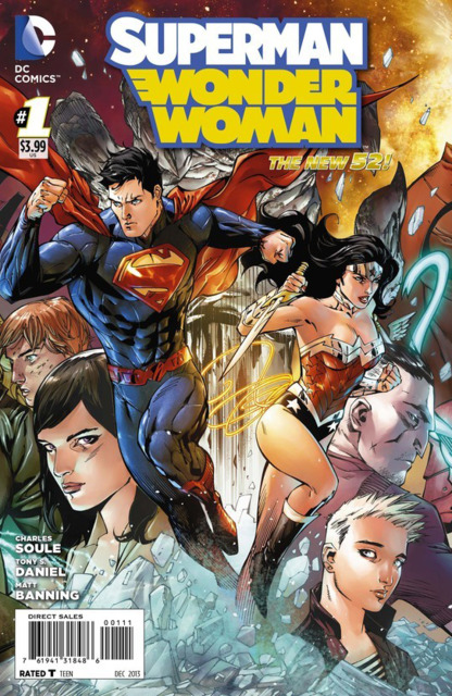 Superman Wonder Woman (2013) no. 1 - Used
