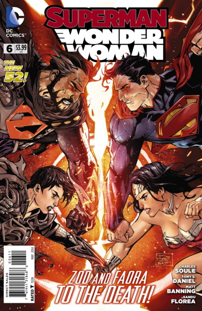 Superman Wonder Woman (2013) no. 6 - Used