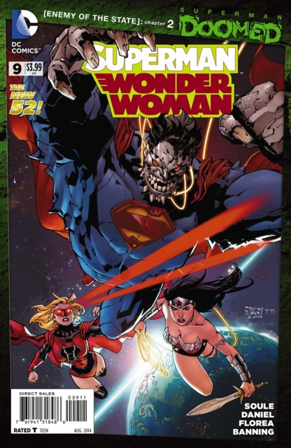 Superman Wonder Woman (2013) no. 9 - Used