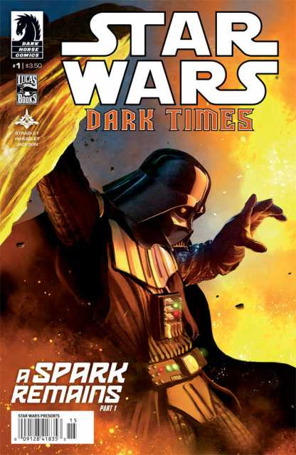 Star Wars: Dark Times: A Spark Remains (2013) Complete Bundle - Used