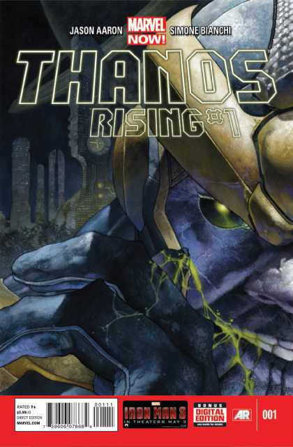 Thanos Rising (2013) Complete Bundle - Used
