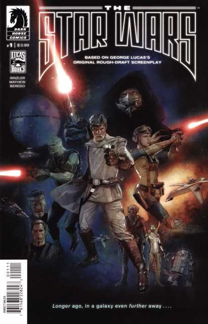 The Star Wars (2013) Complete Bundle - Used