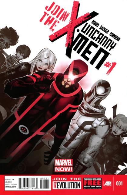 Uncanny X-Men (2013) no. 1 - Used