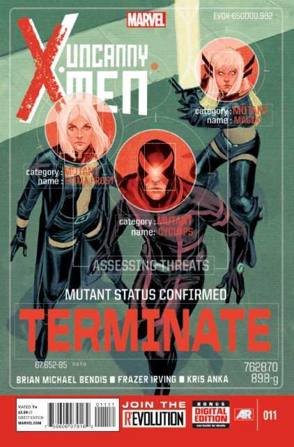 Uncanny X-Men (2013) no. 11 - Used