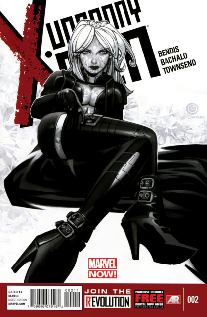 Uncanny X-Men (2013) no. 2 - Used
