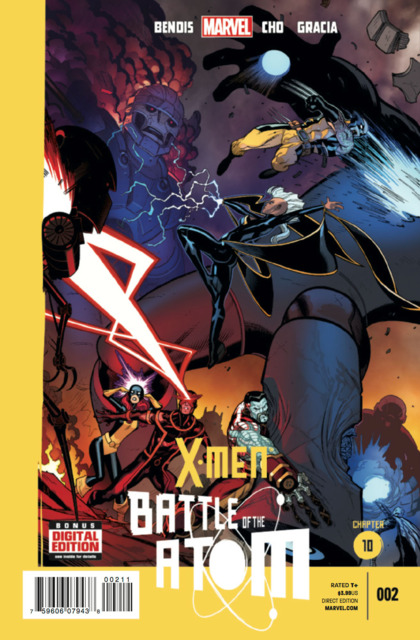 X-Men (2013) Battle of the Atom no. 2 - Used
