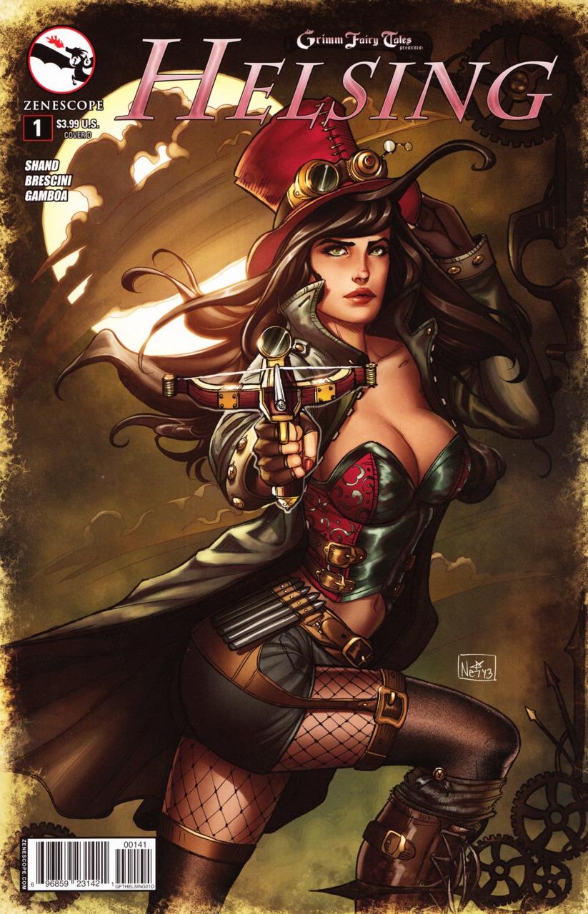 Grimm Fairy Tales: Helsing (2014) Complete Bundle - Used