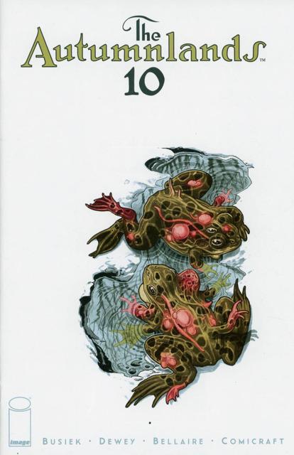 Autumnlands (2014) no. 10 - Used
