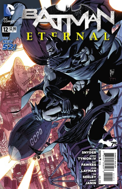 Batman Eternal (2014 New 52) no. 12 - Used