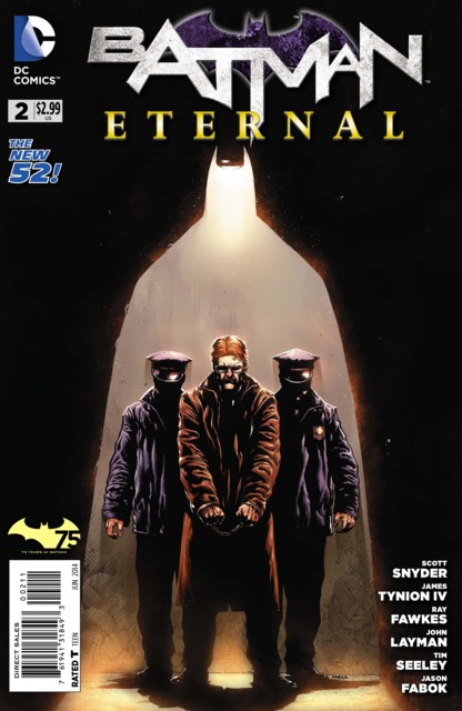 Batman Eternal (2014 New 52) no. 2 - Used
