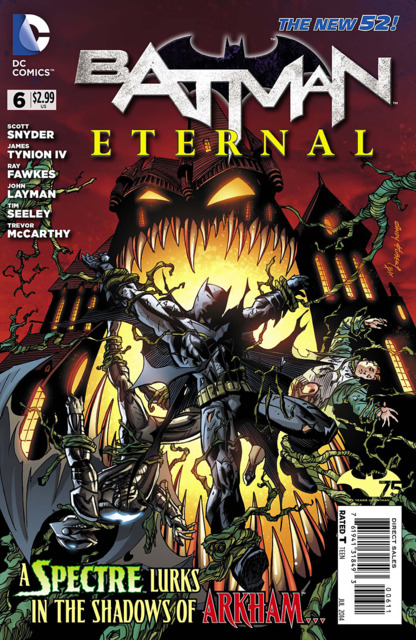 Batman Eternal (2014 New 52) no. 6 - Used