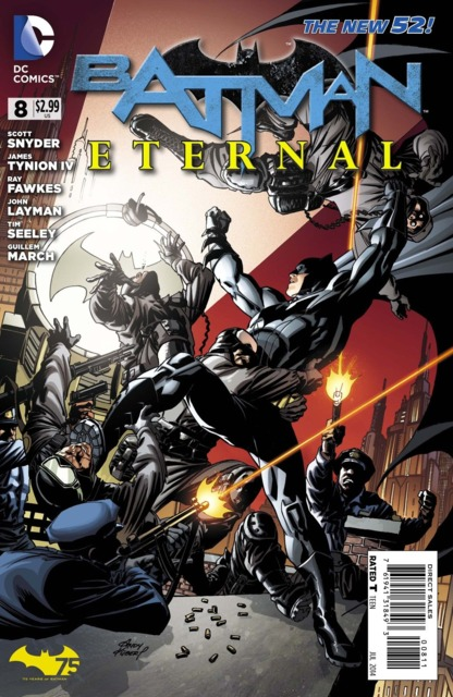 Batman Eternal (2014 New 52) no. 8 - Used
