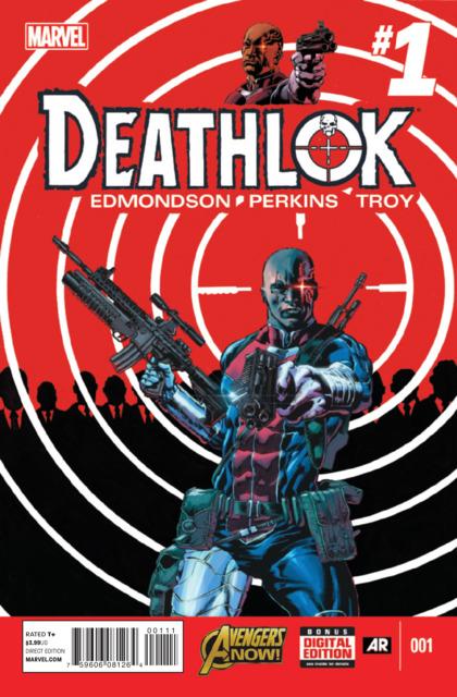 Deathlok (2014) Complete Bundle - Used