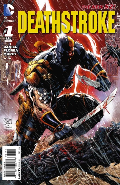 Deathstroke (2014) no. 1 - Used