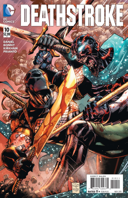 Deathstroke (2014) no. 10 - Used