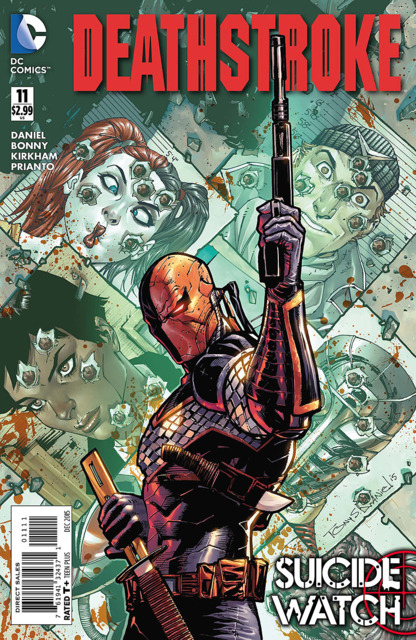 Deathstroke (2014) no. 11 - Used