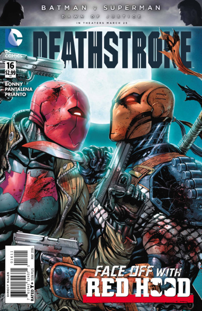 Deathstroke (2014) no. 16 - Used