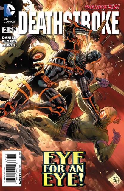 Deathstroke (2014) no. 2 - Used
