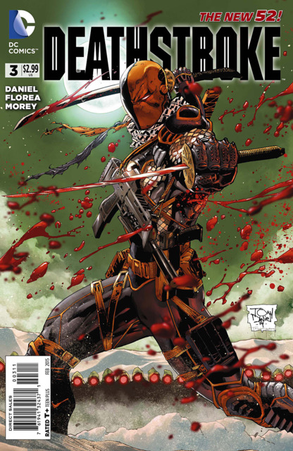 Deathstroke (2014) no. 3 - Used