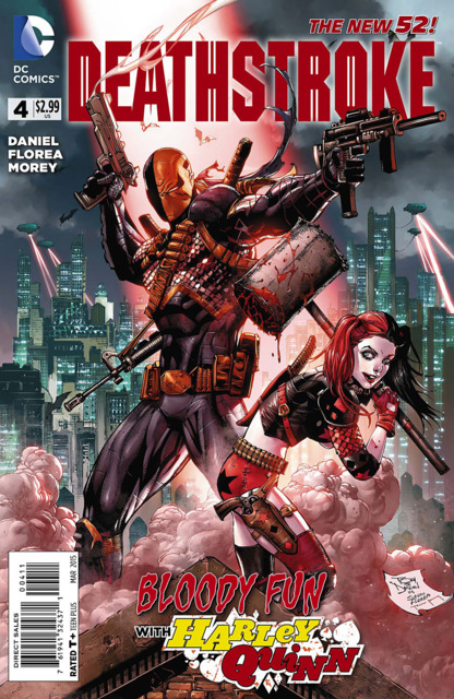 Deathstroke (2014) no. 4 - Used